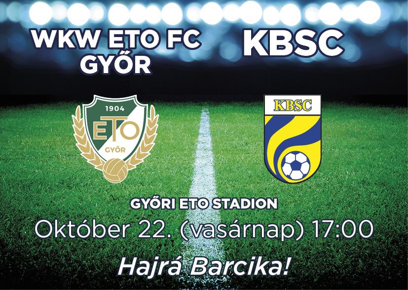 http://kbsc.hu/Négyszeres bajnok ellen, idegenben mérkőzik a KBSC