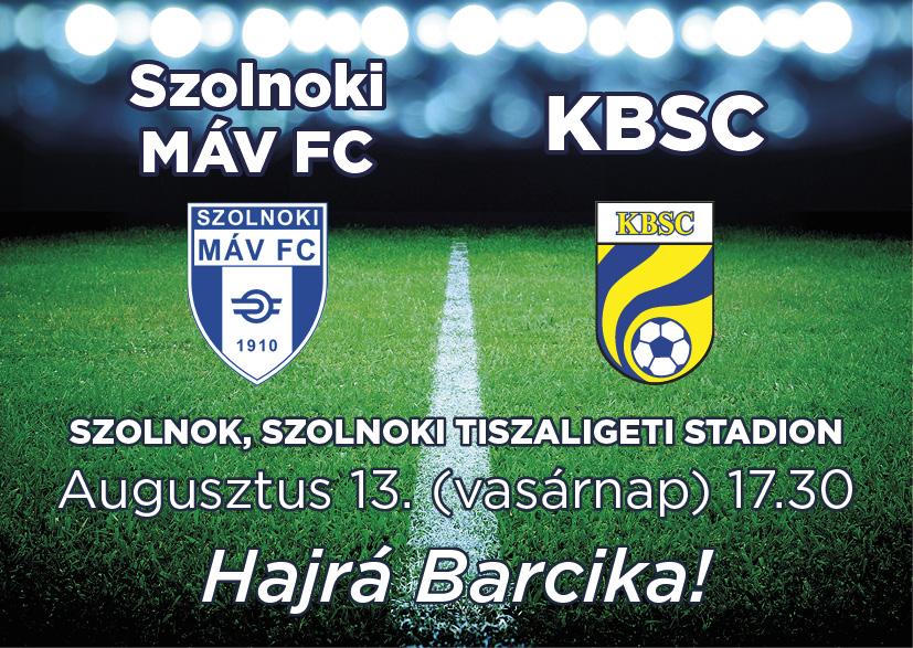 http://kbsc.hu/Vasárnap irány Szolnok
