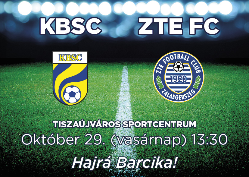 http://kbsc.hu/Korábbi bajnok ellen szakítaná meg rossz sorozatát a KBSC