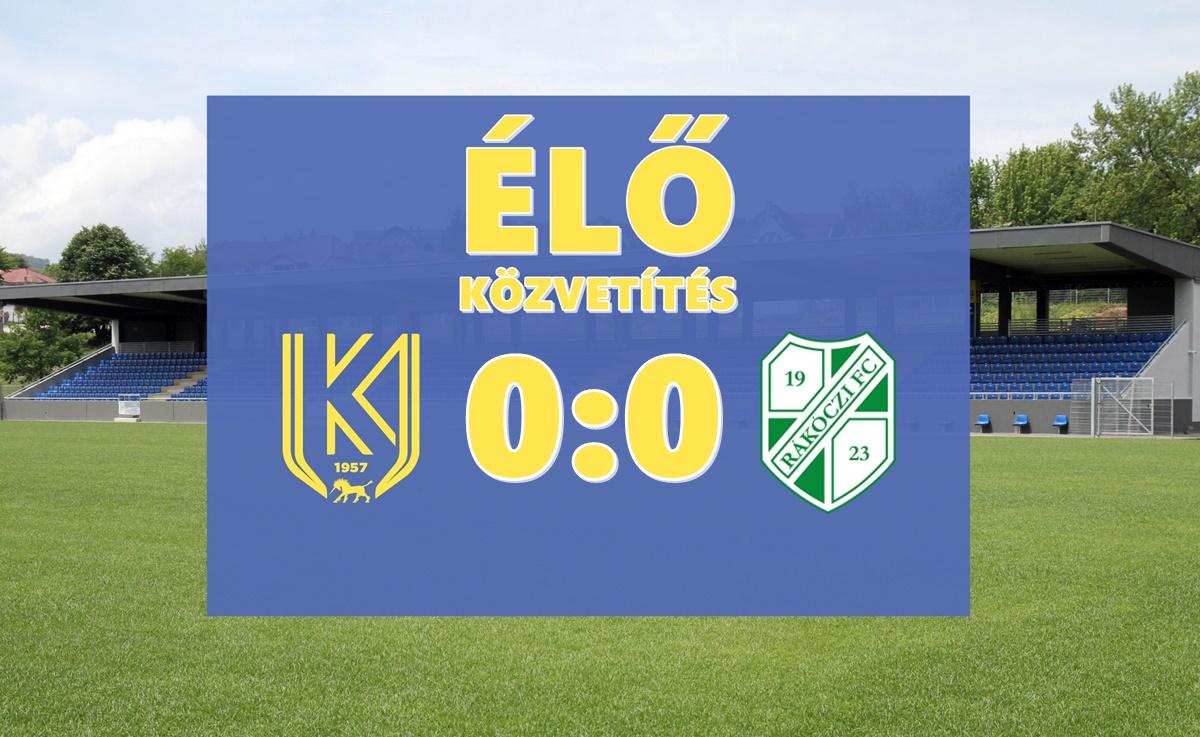 https://kbsc.hu/ÉLŐ KÖZVETÍTÉS: KOLORCITY KAZINCBARCIKA SC - KAPOSVÁRI RÁKÓCZI FC