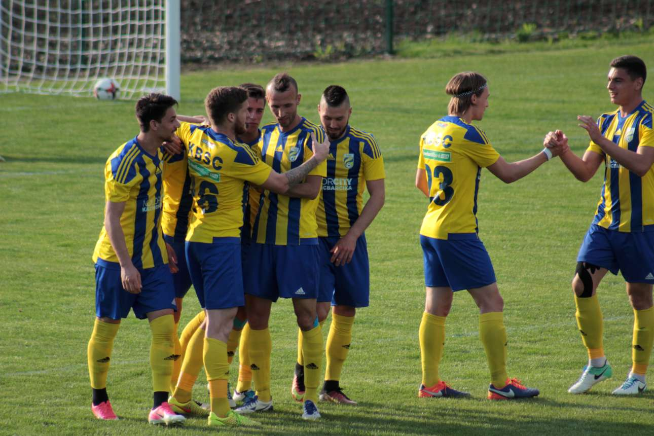 NB II 31. forduló - Kazincbarcika-Soproni VSE 1-0 (1-0)