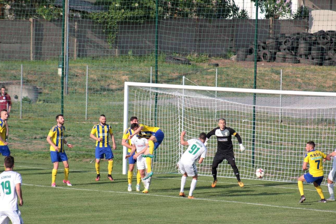 NB II 33. forduló - Kazincbarcika-WKW ETO FC Győr 2-4 (0-2)