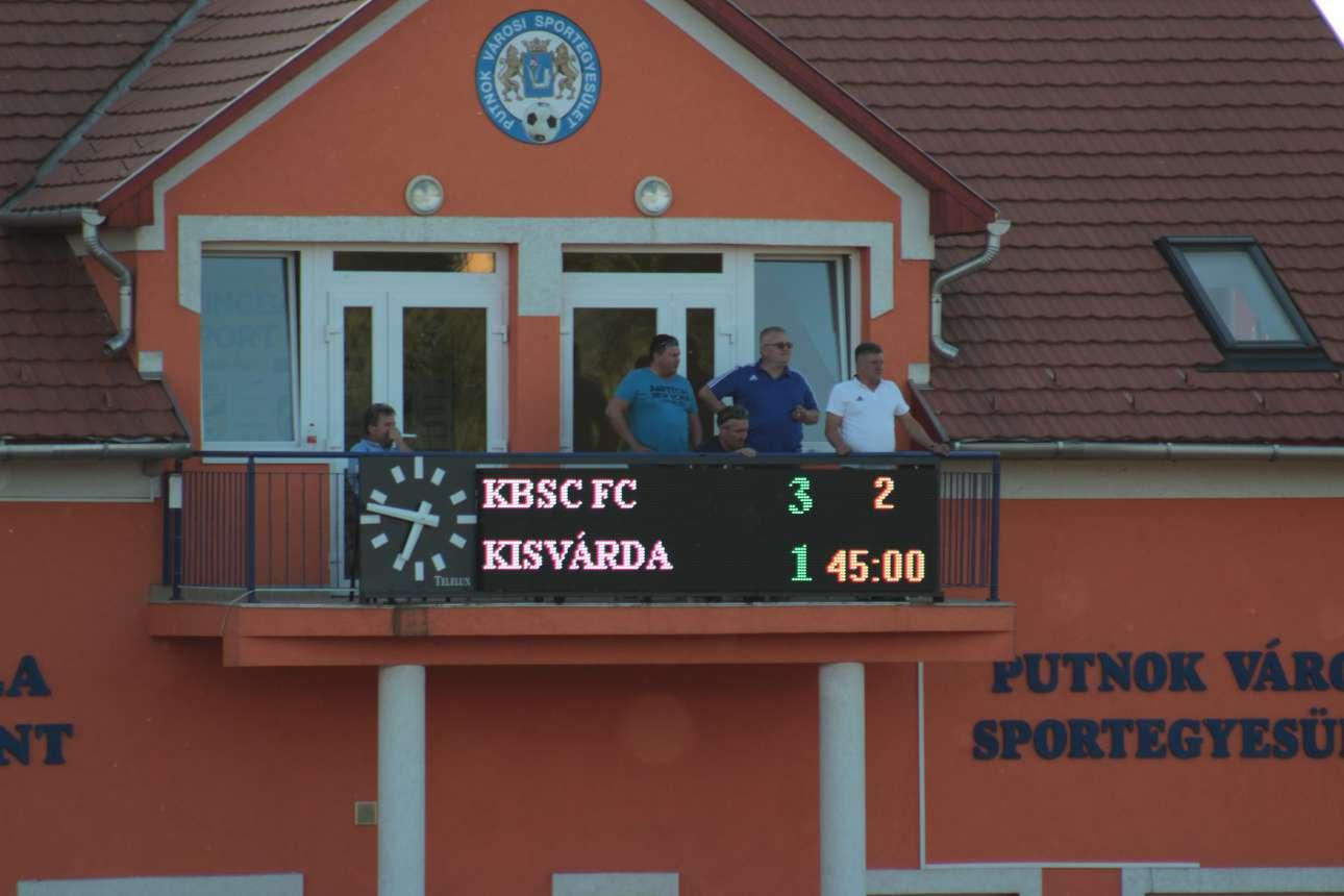 NB II 35. forduló - Kazincbarcika-Kisvárda Master Good 3-1 (1-1)