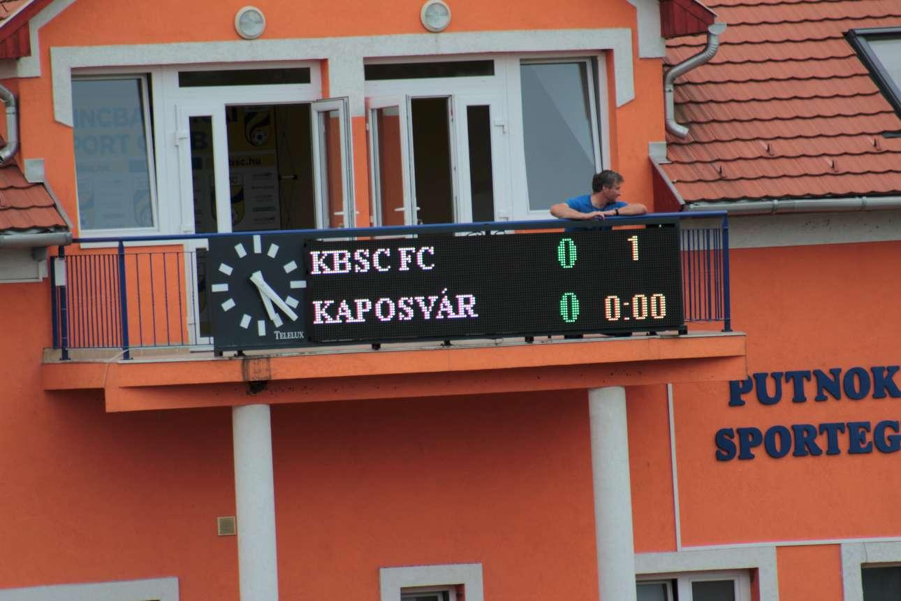 2018/19, 2. forduló - Kazincbarcika-Kaposvári Rákóczi FC 2-2 (0-2)