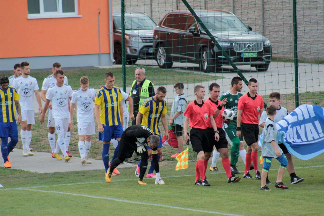 2018/19, 3. forduló - Kazincbarcika-Balmaz Kamilla 0-0