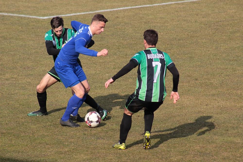 NB II 24. forduló - KBSC-Budaörsi SC 1-4 (1-0)