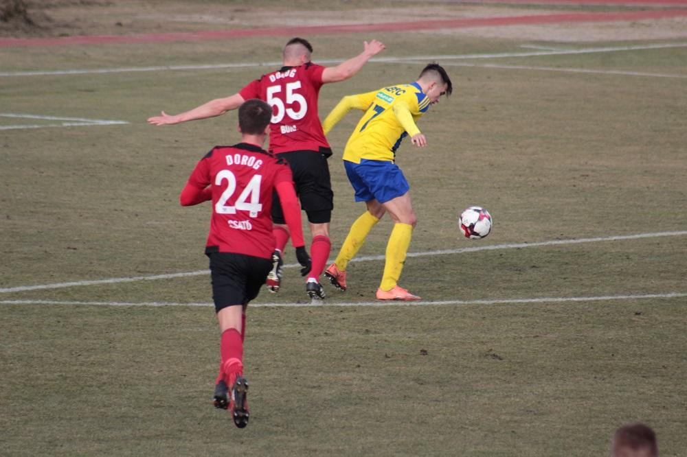 NB II 26. forduló - Kazincbarcika-Dorogi FC 0-0