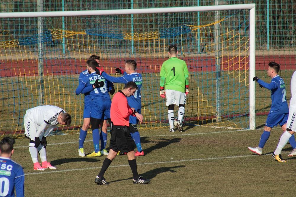 NB II 22. forduló - KBSC-Szolnoki MÁV FC 2-1 (1-0)