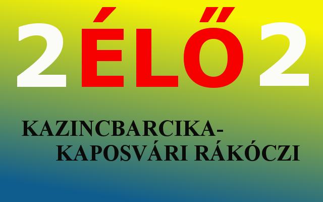 https://kbsc.hu/Kazincbarcika-Kaposvári Rákóczi ÉLŐ