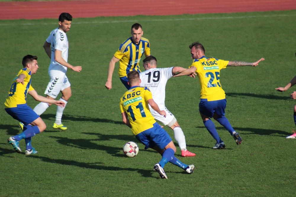 NB II 29. forduló - KBSC-Szeged 2011-GA 1-1 (0-0)