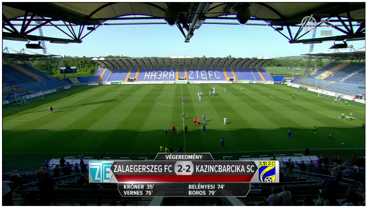 https://kbsc.hu/ZTE FC-Kazincbarcika 2-2 (1-0)